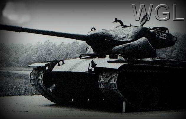 Fallout мод world of tanks